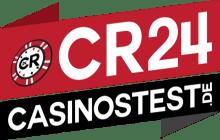 CR24-Casinotest wir testen alle Onlien Casinos auf Herz & Nieren