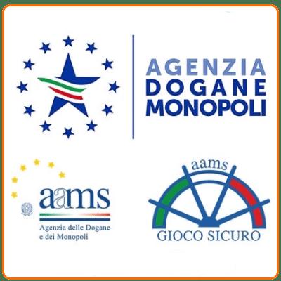 Italien Online Casino Lizenz - (AAMS) Amministrazione autonoma dei monopoli di Stato